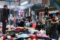 Greeks, Bulgarians enjoy Christmas shopping in Edirne