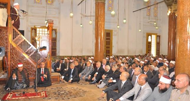 إدانات في مصر لوقف خطيب دعم تركيا في الأزمة مع هولندا