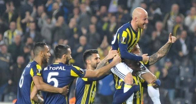 فنربهتشه التركي ينتزع بطاقة التأهل لدور الـ 32 بـيوروبا ليغ