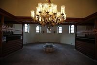 Beylerbeyi Palace's luxurious Ottoman horse stable restored
