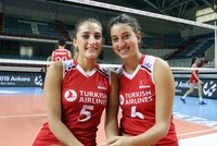 Women's national volleyball team ready for busy schedule