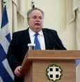 Greek FM Kotzias resigns over Macedonia name row