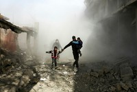 More civilians die as air raids intensify in Eastern Ghouta