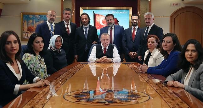 Turkey is working hard to develop good relations in all regions, Erdoğan says