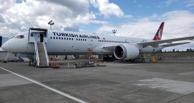Boeing 787-9 Dreamliner joins Turkish Airlines fleet - Daily Sabah