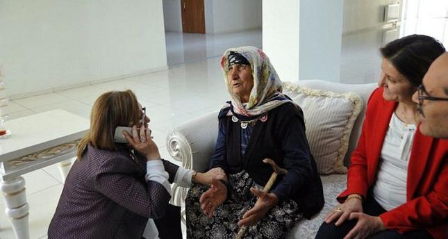 أردوغان يلبّي احتياجات مسنّة تركية طلبت عونه للخلاص من ظروف حياتها الصعبة