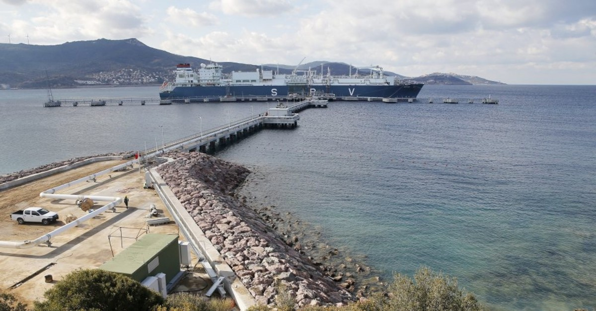 Turkey currently operates four LNG terminals u2013 two of them are floating storage and regasification units (FSRU) and the remaining two are land facilities.