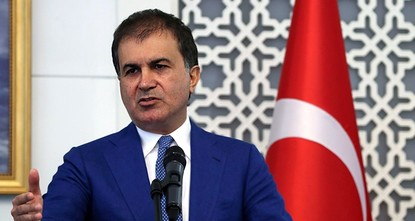 pEU Minister Ömer Çelik warned about the ideology of far-right parties becoming a norm in Europe, as he criticized the destructive stance adopted by European Union regarding its relations with...