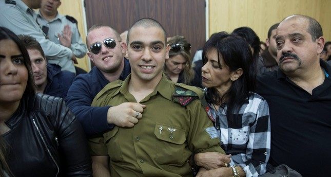 Israel cuts sentence for soldier who killed Palestinian