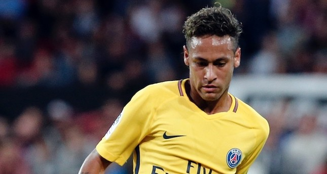 Neymar's shock 222-million-euro move to Qatar-owned Paris Saint-Germain that obliterated the world transfer record.
