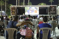 Festival trucks offer open-air cinema for everyone to enjoy
