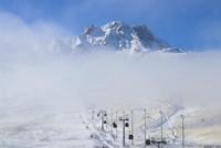 Get your ski gear ready: Mt. Erciyes sees season's first snowfall