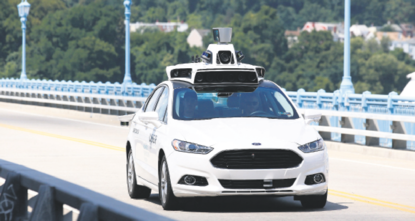 The Ford Motor Company announced that they will invest $1 billion in Argo Al over the next five years in order to advance the virtual-driver system of the self-driving vehicles that will be...