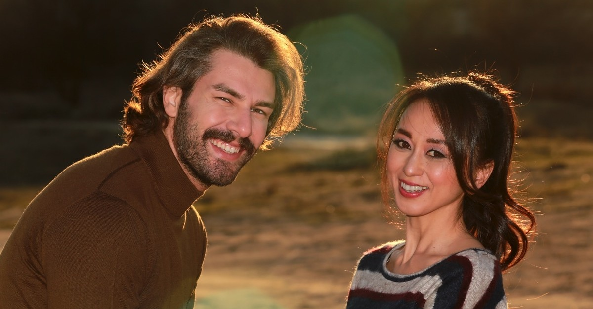 Furkan Palalu0131 and Megumi Masaki share the leading roles in u201cReturn to Home.u201d