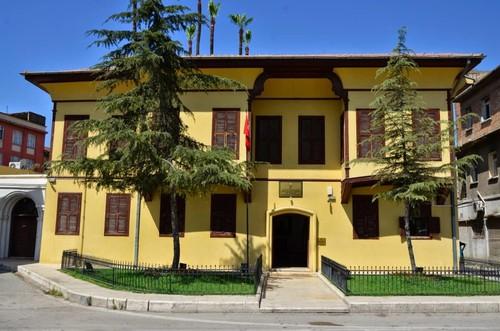 Suphi Pasha Mansion