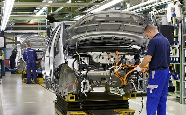 Turkish automotive exports up in November, reach highest since 2008
