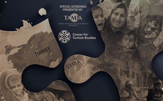 Turkish documentary about Syrian war set to be screened in US