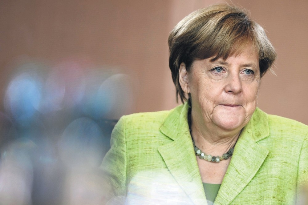 Chancellor Merkel and her Christian Democrat (CDU/CSU) bloc have long-opposed Turkey's full EU membership but supported the continuation of accession negotiations in an open-ended way,.