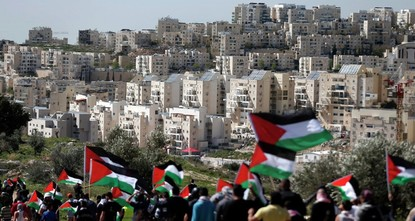 Trump's plan proposes Palestinian state on most of occupied W. Bank