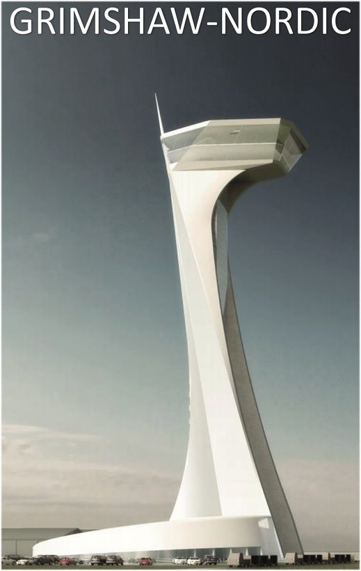 Design competition to determine control tower of Istanbul's new airport
