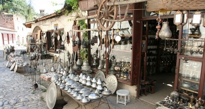 When visiting Turkey, attractive boutique stores and shopping malls are likely on your travel itinerary. But the weekly local markets scattered around the country's cities and towns give an...