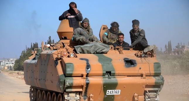 وزير الدفاع التركي: تمت السيطرة على كامل مدينة الباب تقريباً