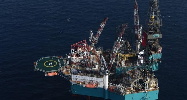 The Rowan Norway drilling platform of Houston-based Rowan started shallow well development in offshore Mersin, a Mediterranean coastal province in Turkey, yesterday.