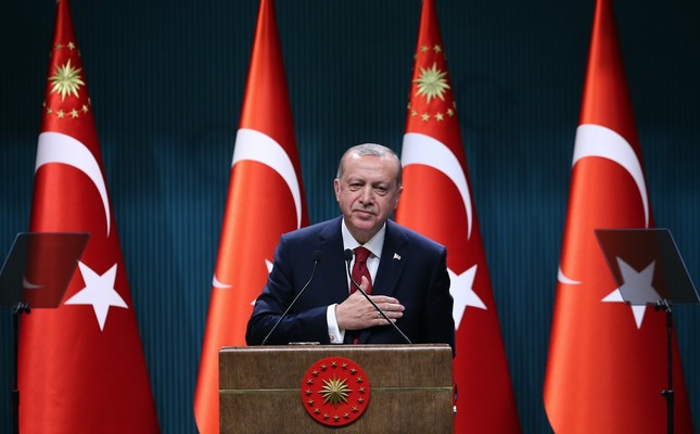 Presidential and general elections were scheduled to be held on Nov. 2019, but the government has decided to change a date following the recommendation from MHP Chairman Bahceli.