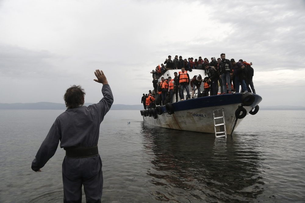 Some 115,000 migrants and refugees have reached Europe by sea so far in 2017, with more than 80 percent arriving in Italy.