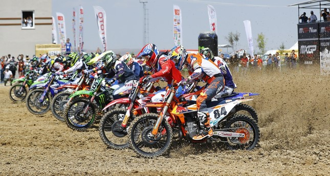 Motocross championship to focus attention on Turkey