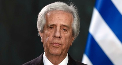Uruguay's anti-tobacco president has lung cancer, gov't says