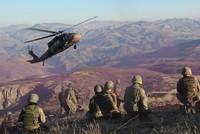 39 PKK terrorists killed in anti-terror operations last week