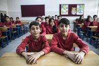 Turkish school boasts 17 twin pairs, 3 triplet sets