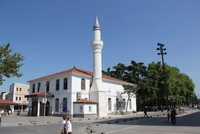 14th century Ottoman-era mosque to be reopened for prayers soon in northwestern Turkey