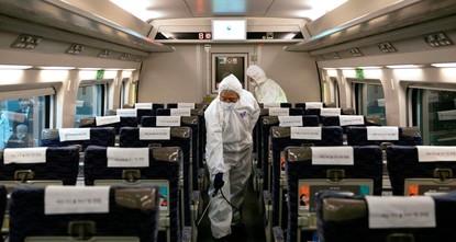 السلطات التركية تعيد مسافرة صينية يشتبه في إصابتها بفيروس كورونا الجديد