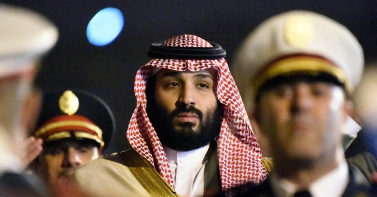 Crown Prince M. Bin Salman (AFP Photo)