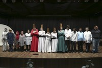 Special needs whirling dervishes tell their stories with theater play