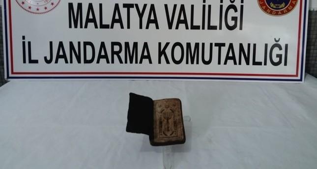 Türkei: Antikes Buch in Malatya konfisziert