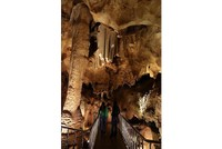 Taşkuyu Cave offers out of this world experience