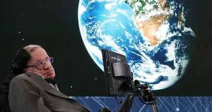 pAround six months after giving a 1,000-year deadline for Earth's destruction, famous theoretical physicist Stephen Hawking now says humans need to abandon Earth and look for a new planet in order...