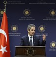 أنقرة: نتطلع لموقف صارم من الحكومة العراقية الجديدة في مكافحة بي كا كا وغولن