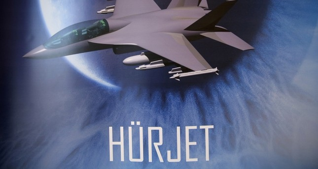الطائرة التركية الهجومية الخفيفة حُرجيت