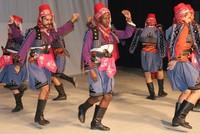 Rwandan student develops passion for traditional Turkish dances
