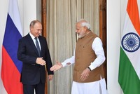 India inks deal for S-400 purchase from Russia on Putin's visit