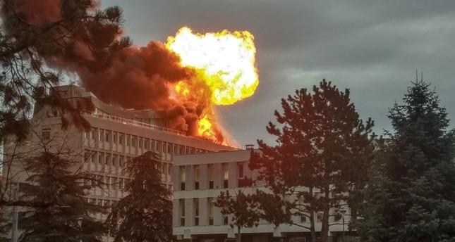 Explosion Frankreich Heute