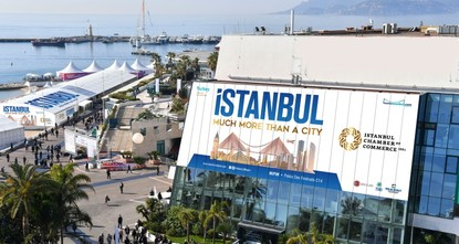 مشاركة قوية لعمالقة المقاولات الأتراك في أكبر معرض عقاري دولي