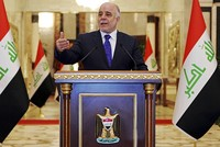 Iraq's KRG flight ban to be lifted by March 21, PM Abadi reportedly says