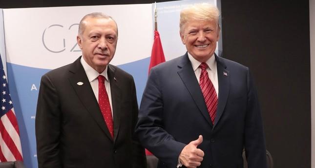 أنقرة: أردوغان سيلتقي ترامب على هامش قمة العشرين في اليابان