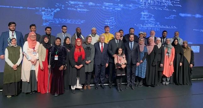 Muslim university chaplains meet Erdoğan, senior officials in Turkey tour organized by NGOs
