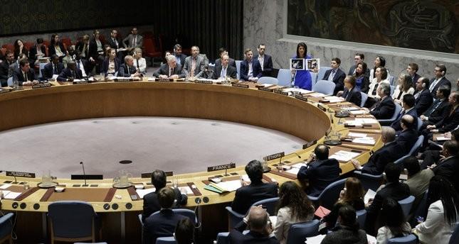 اجتماعان لمجلس الأمن ومجموعة العمل الدولية لبحث قصف القاعدة الجوية في سوريا